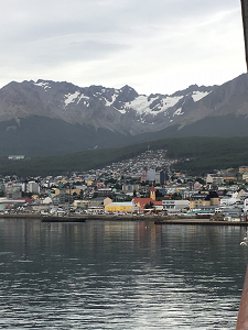 Return to Ushuaia