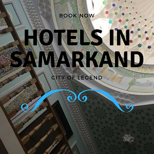 Hotels in Samarkand