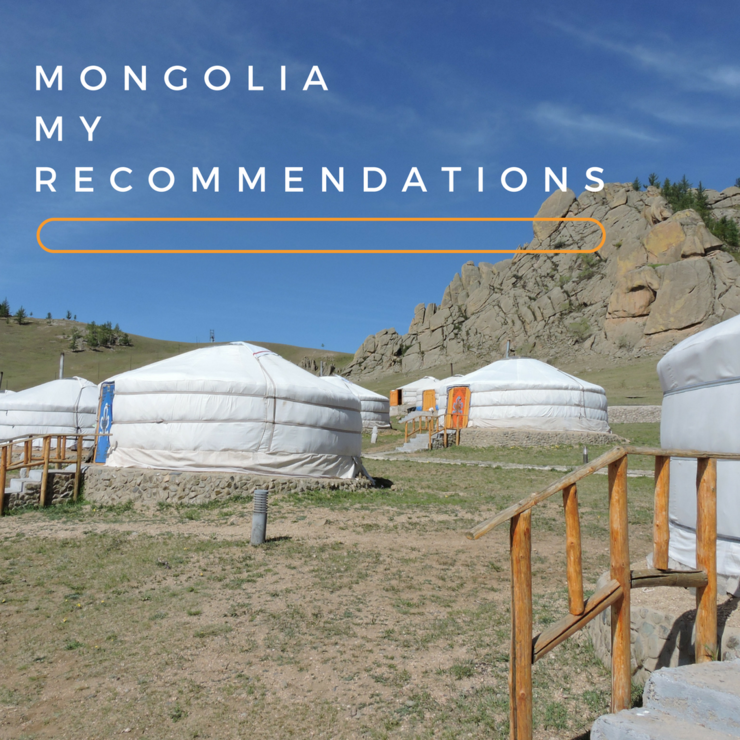 Mongolia recommendations